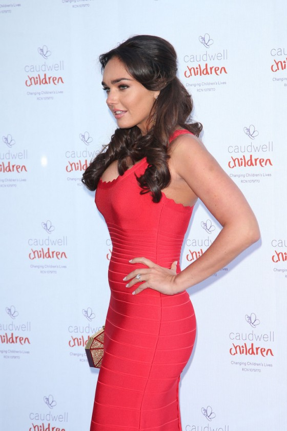 Tamara Ecclestone - attending The Butterfly Ball -01