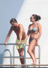 Tamara Ecclestone in Bikini on the Silver Angel Yacht in St Tropez-04