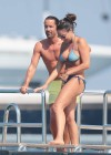 Tamara Ecclestone in Bikini on the Silver Angel Yacht in St Tropez-10