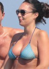 Tamara Ecclestone in Bikini on the Silver Angel Yacht in St Tropez-17