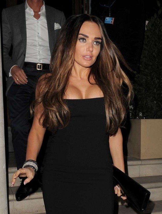 Tamara Ecclestone In Black Dress -11 - GotCeleb