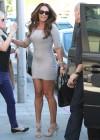 Tamara Ecclestone Hot In Tight dress-11