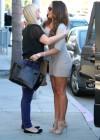 Tamara Ecclestone Hot In Tight dress-16