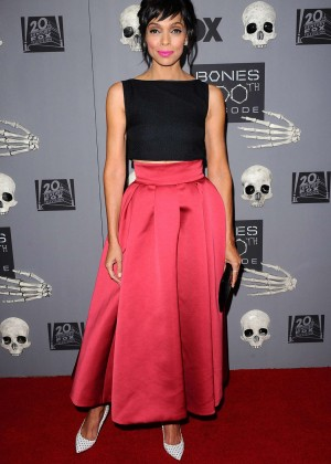 Tamara Taylor - Bones 200th Episode Celebration in West Hollywood