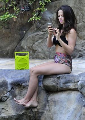 Tammin Sursok in Bikini: LA 2014 -04