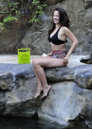 Tammin Sursok in Bikini: LA 2014 -10