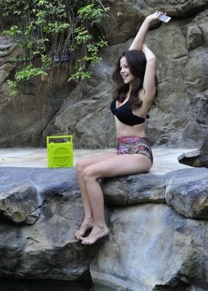 Tammin Sursok in Bikini: LA 2014 -11