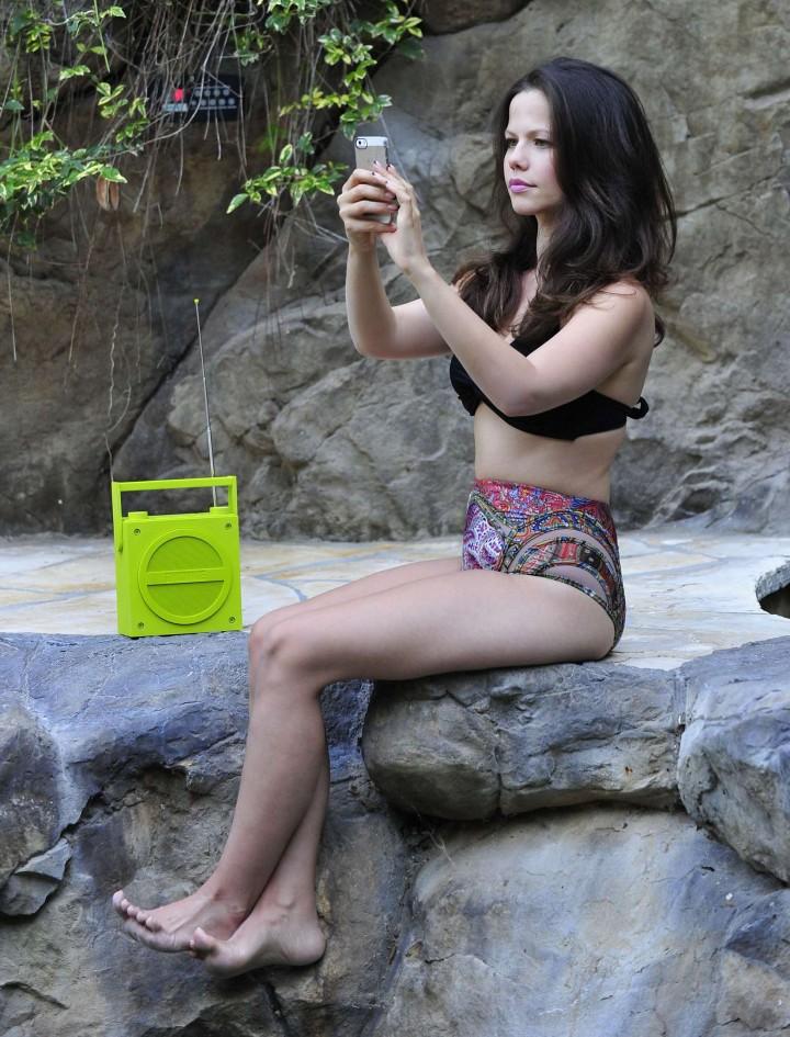 Tammin Sursok in Bikini: LA 2014 -12