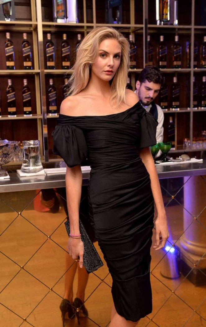 Tamsin Egerton - Symphony In Blue: A Journey To The Centre of The Glass in London