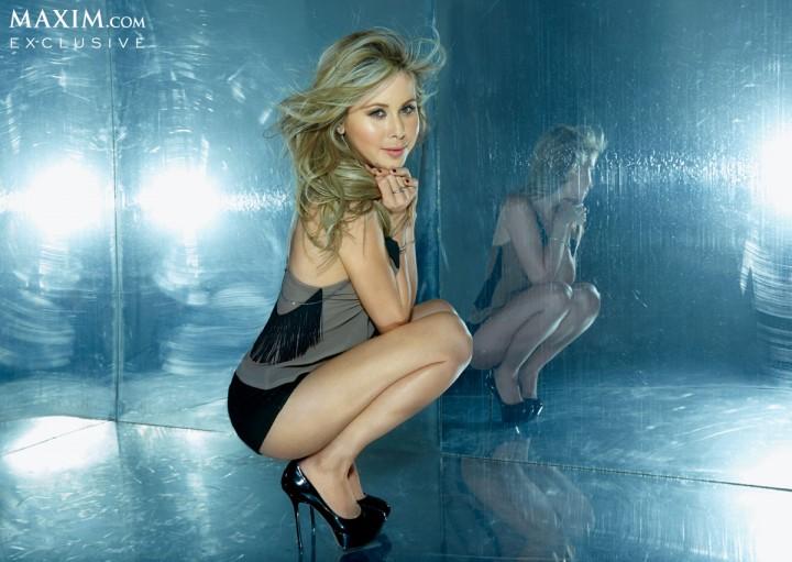 Tara Lipinski - Maxim Magazine (March 2014) -01