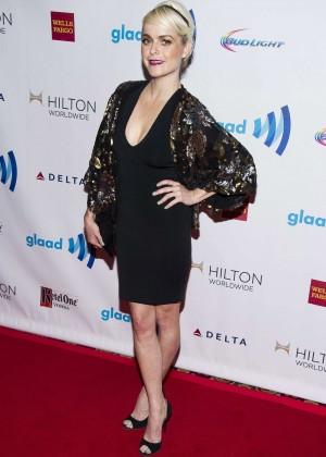 Taryn Manning: 2014 GLAAD Media Awards -01