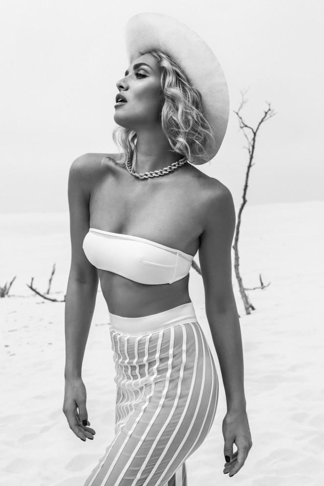 Tatana Kucharova by Matus Toth Photoshoot 2014