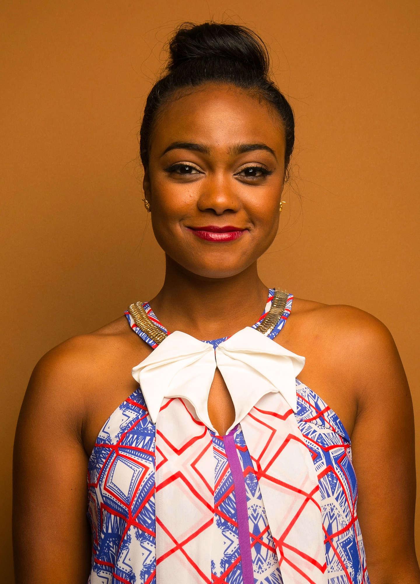 tatyana ali 2014 american black film festival portraits