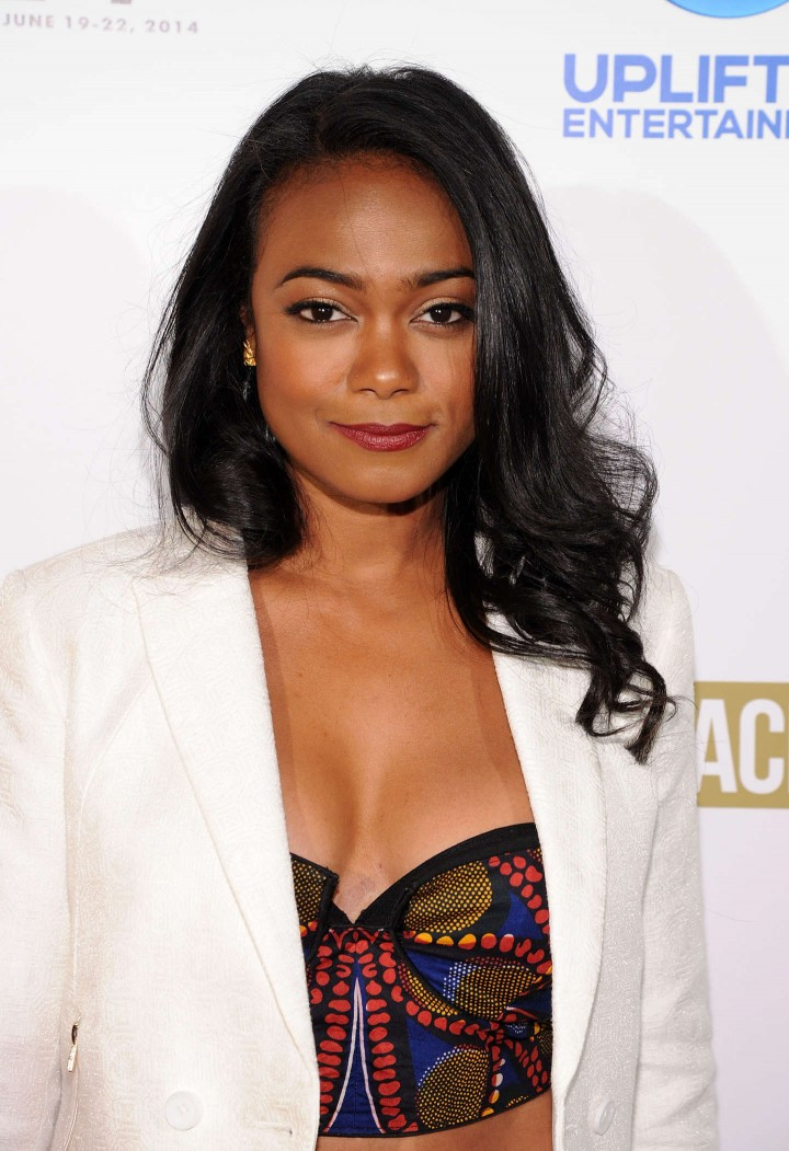 Tatyana Ali – ABFF UP TV Premiere of Comeback Dad in NY