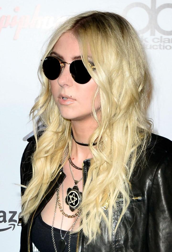 Taylor Momsen - 2014 Revolver Golden Gods Awards in LA-02