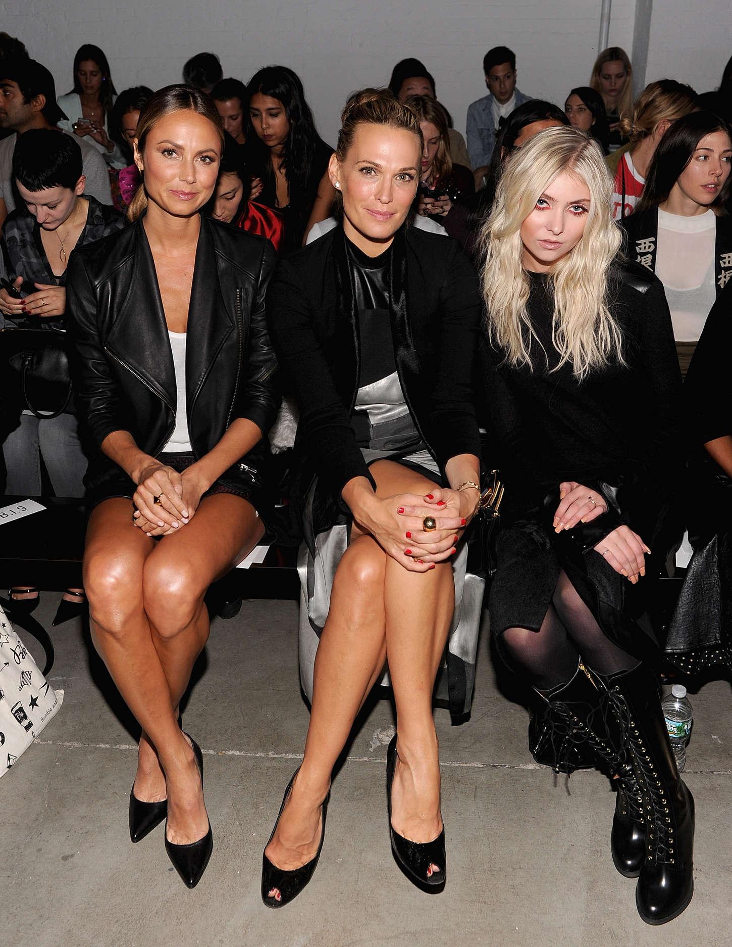 Taylor-Momsen---Helmut-Lang-Fashion-Show
