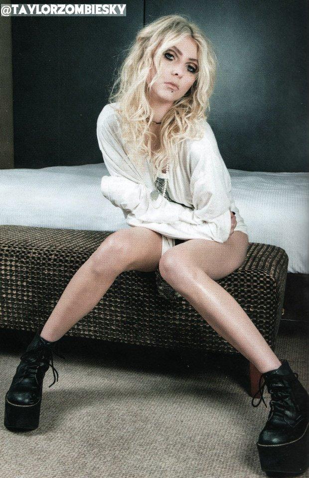 Taylor Momsen 2014 : Taylor Momsen: MyRock Magazine -05