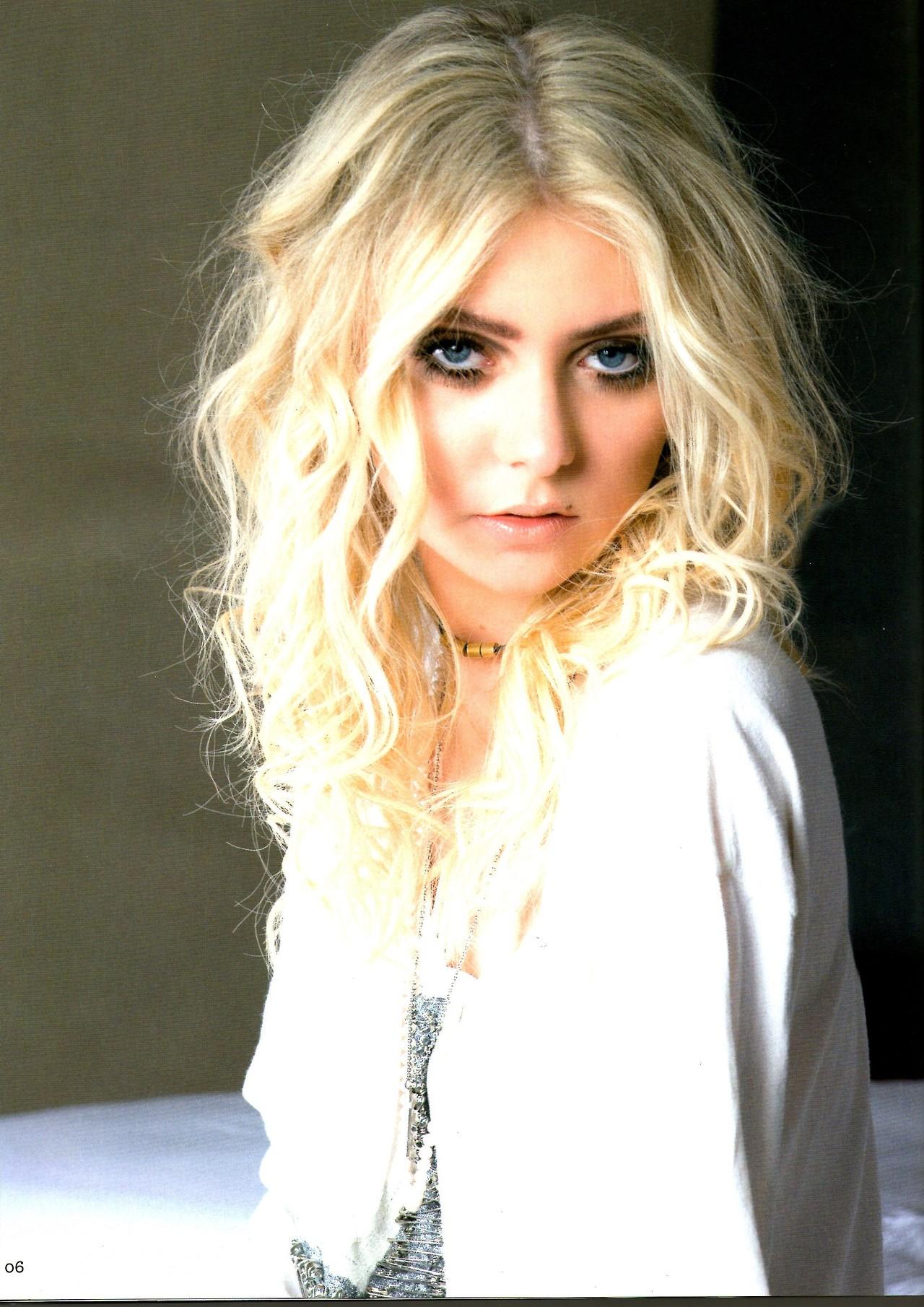 Taylor Momsen 2014 : Taylor Momsen: MyRock Magazine -07