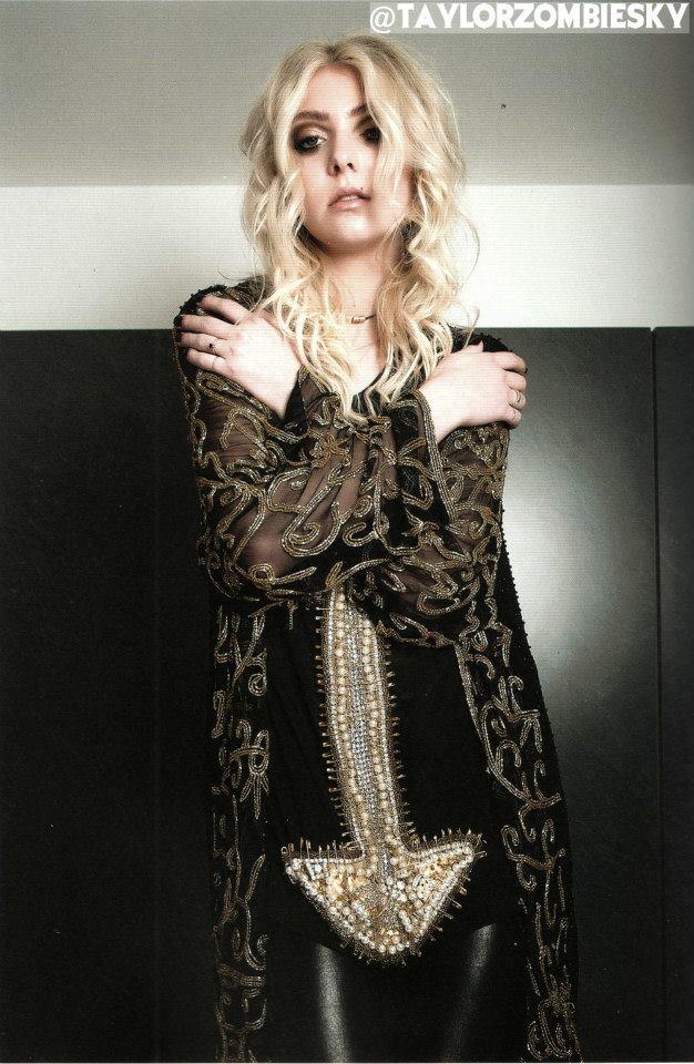 Taylor Momsen 2014 : Taylor Momsen: MyRock Magazine -11