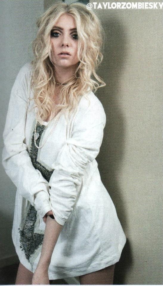 Taylor Momsen 2014 : Taylor Momsen: MyRock Magazine -12