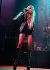 Taylor Momsen Showing hot legs at concert in Crofoot Ballroom in Pontiac