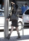 Taylor Momsen - The Perth Airport -03