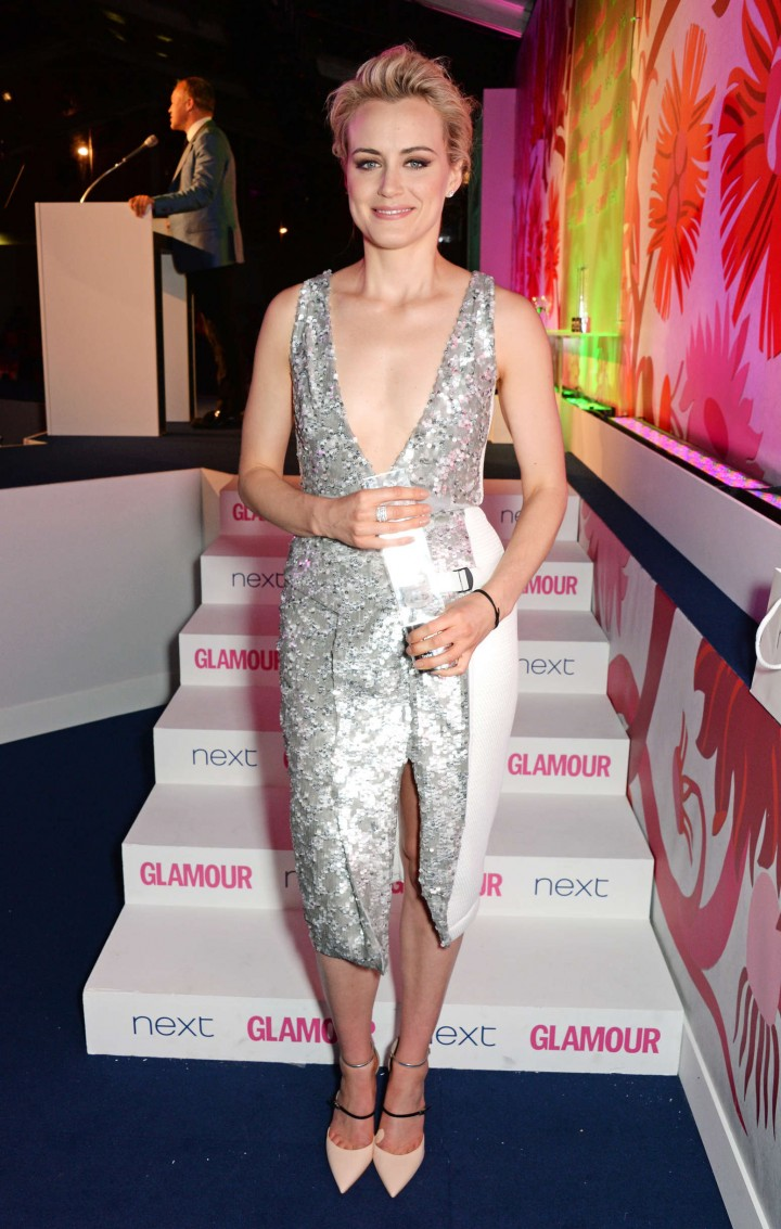 Taylor Schilling 2014 : Taylor Schilling: 2014 Glamour Women of the Year Awards -02