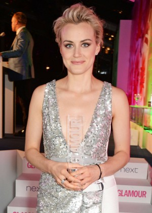 Taylor Schilling: 2014 Glamour Women of the Year Awards -03