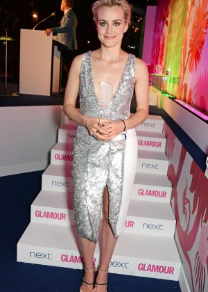 Taylor Schilling: 2014 Glamour Women of the Year Awards -06