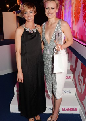 Taylor Schilling: 2014 Glamour Women of the Year Awards -09