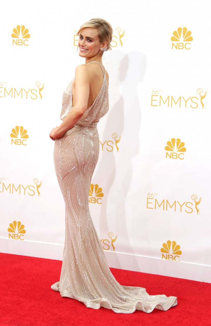 Taylor Schilling - 66th annual Primetime Emmy Awards in LA