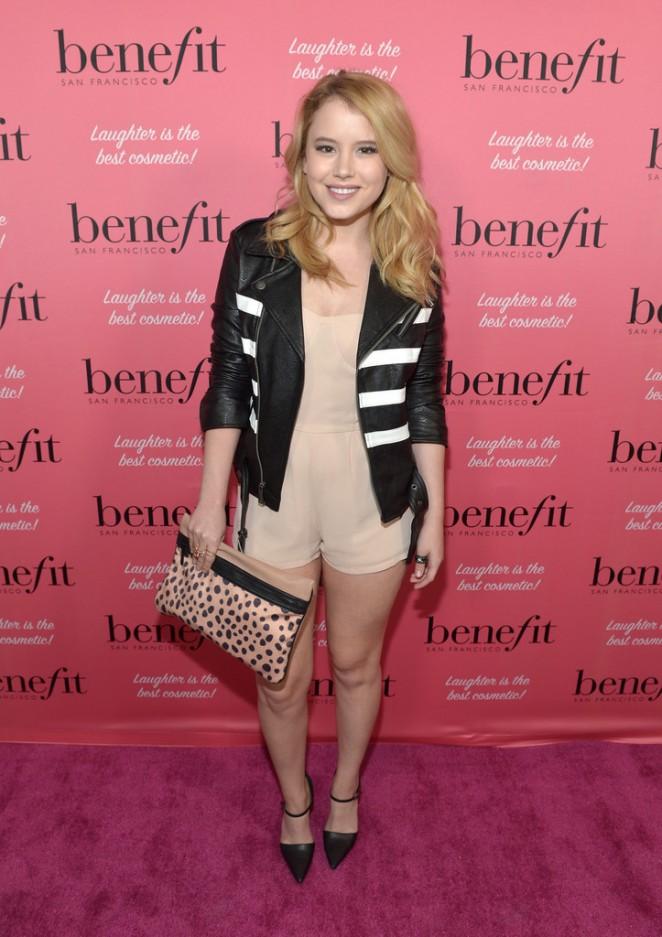 Taylor Spreitler - Benefit Cosmetics Kick-Off National Wing Women Weekend in LA