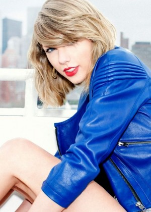 Taylor Swift: 1989 Album Promos -05