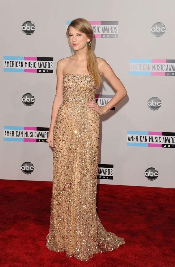 Taylor Swift – 2011 American Music Awards in LA