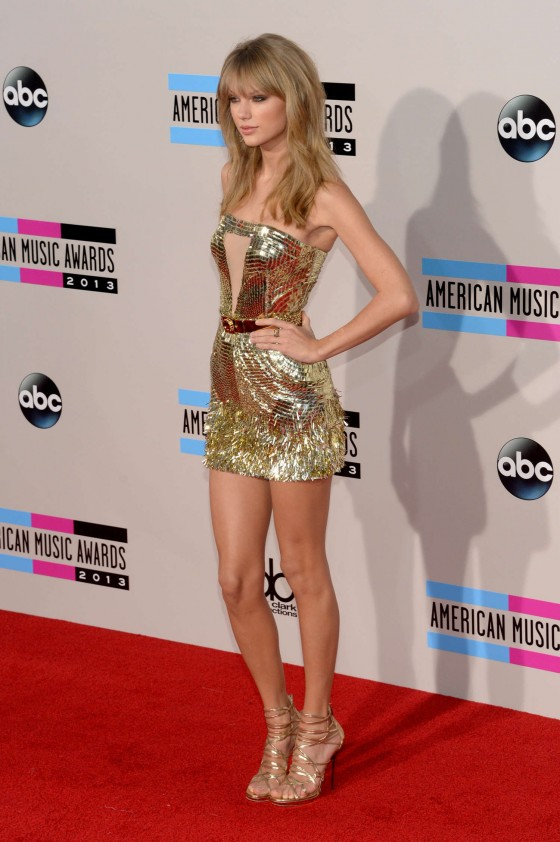 Taylor Swift: 2013 American Music Awards -15