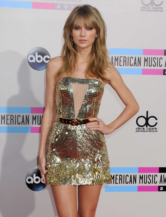 Taylor Swift: 2013 American Music Awards -25