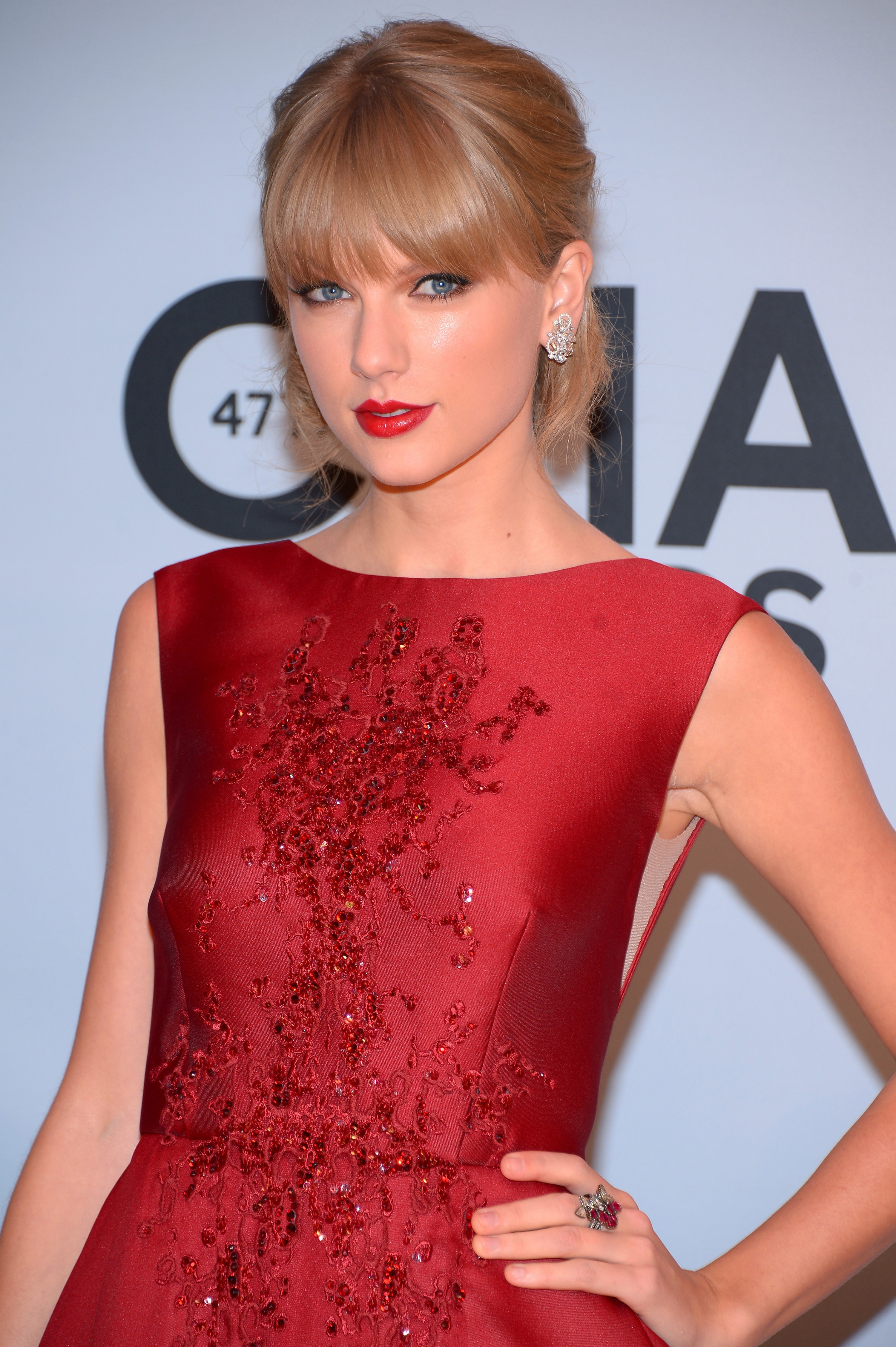 taylor swift country music association awards 2013 23