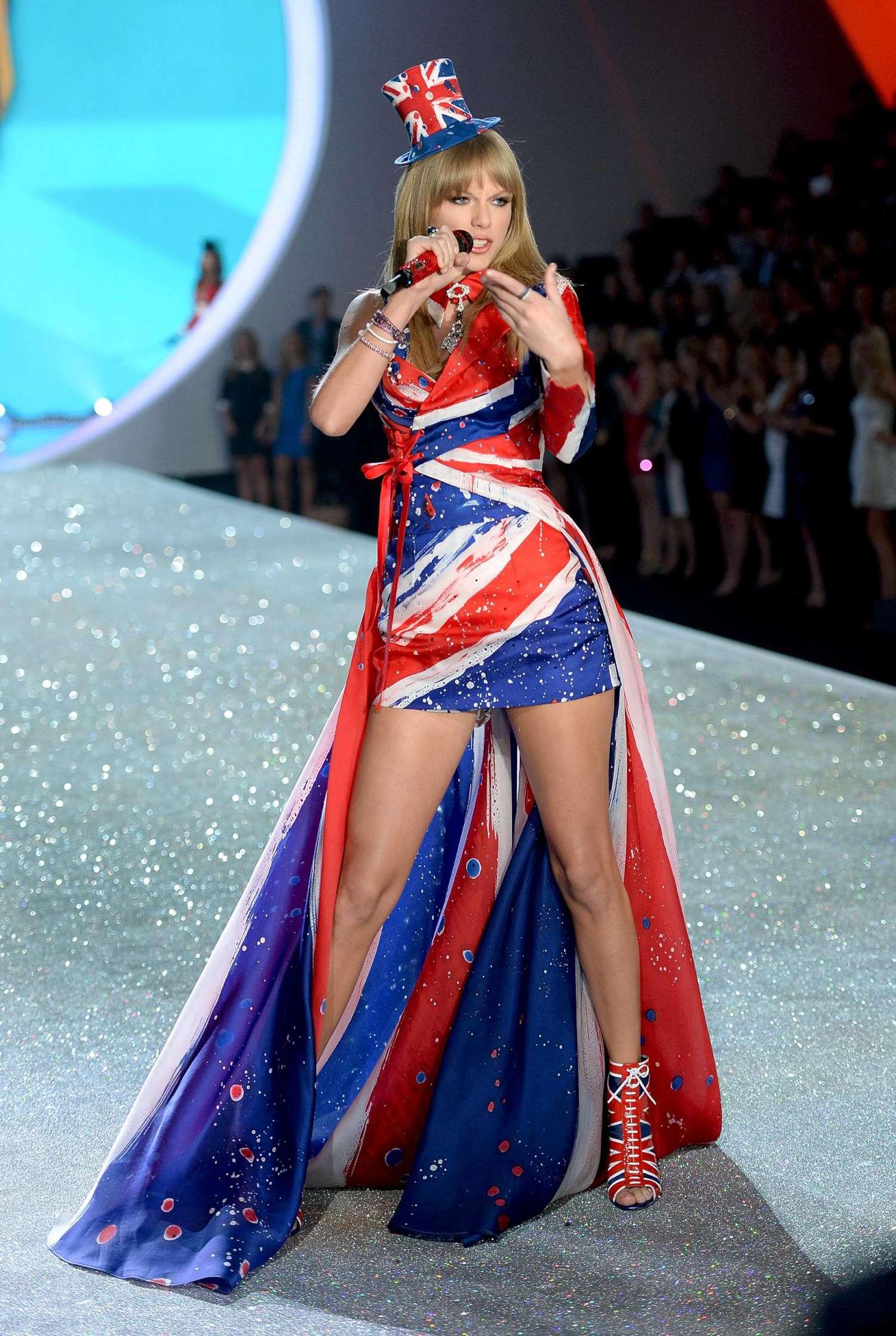 Taylor swift 2013 vs fashion show 36 gotceleb Taylor swift style live vs fashion show