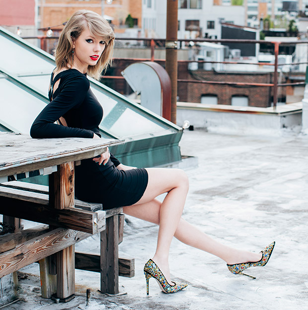Taylor Swift: 1989 Album Cover and Promo Pics -01