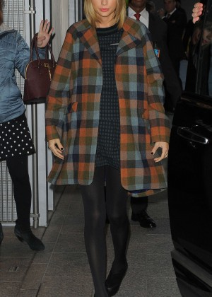 Taylor Swift Stlyle - at The Shard in London