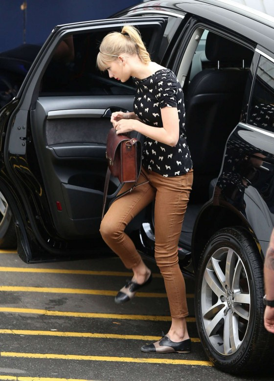 Taylor Swift 2012 : Taylor Swift at The Sydney Entertainment Center -06