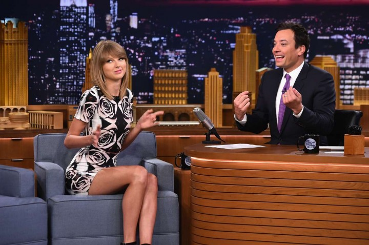 Taylor Swift: The Tonight Show Starring Jimmy Fallon -05