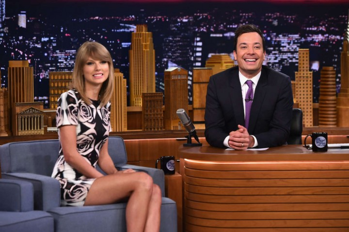 Taylor Swift: The Tonight Show Starring Jimmy Fallon -09