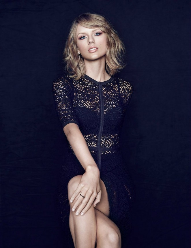 Taylor Swift – Billboard Magazine (December 2014)