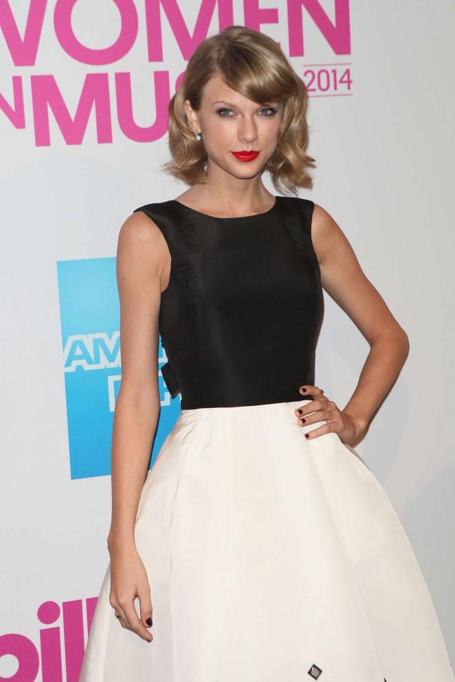 Taylor Swift – Billboard Women In Music Luncheon 2014 in NYC