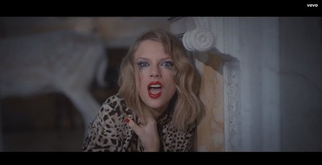 """Taylor Swift – """"Blank Space"""" Music Video"""