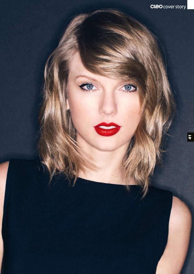 Taylor Swift - Cleo Australia Magazine (December 2014)