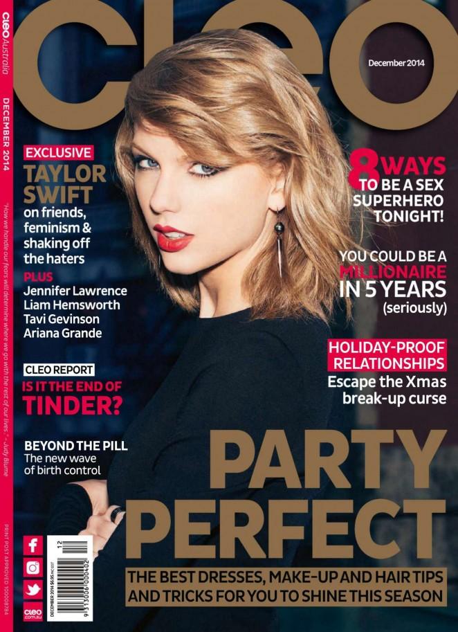 Taylor Swift: Cleo Australia 2014 -03
