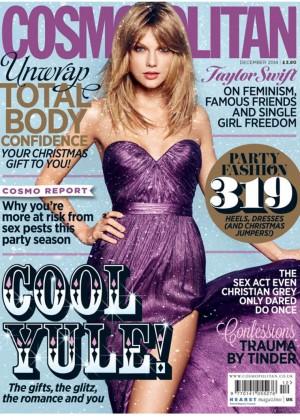 Taylor Swift: Cosmopolitan UK 2014 -02