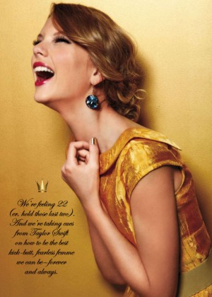 Taylor Swift - Girl's Life Magazine (Aug/Sept 2014)